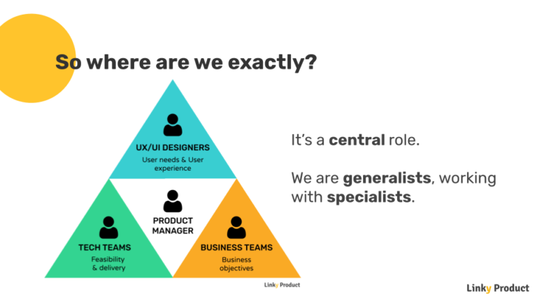 product-management-central-role