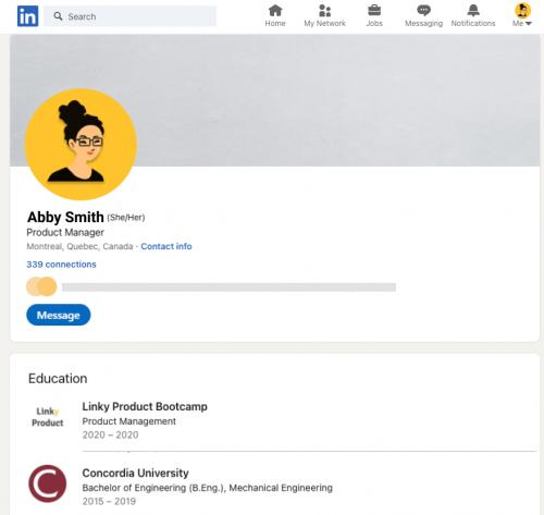 4.Linkedin-Profile